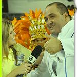 Mestre Adamastor leva para dentro das corporações os conceitos das escolas de samba