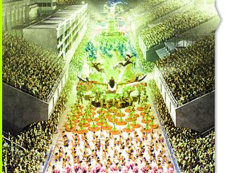 Mestre Adamastor leva para dentro das corporações os conceitos de gestão de pessoas nas escola de samba.